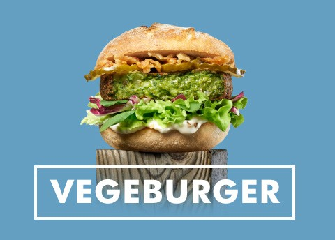 Kanapka Vegeburger