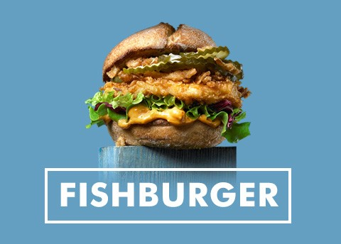 Kanapka Fishburger - NorthFish