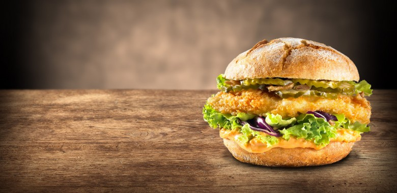 Fish Burger North Fish