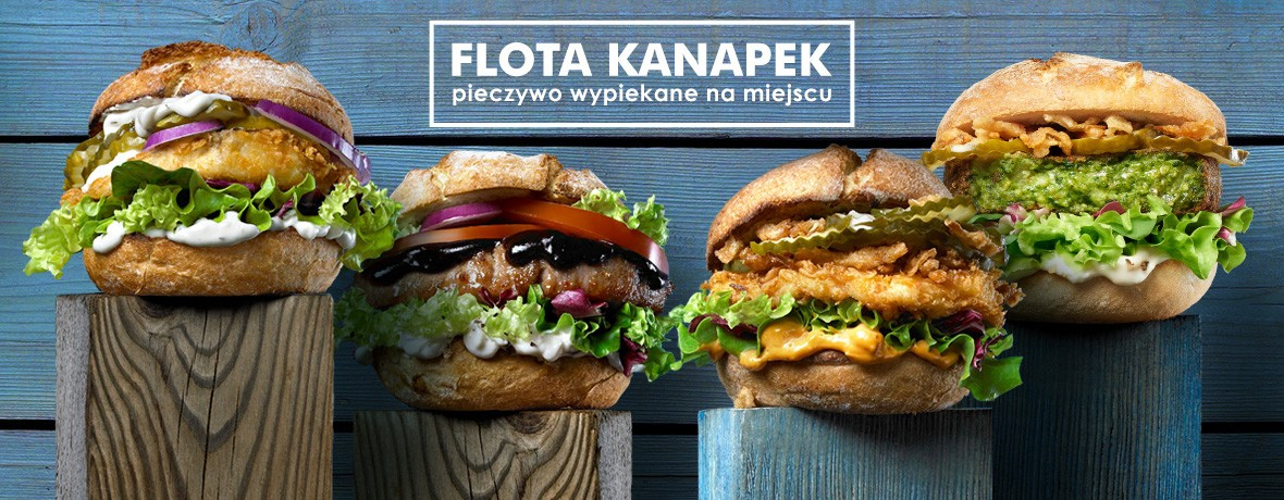 Nowa flota kanapek w North Fish